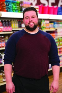 Chef Robbie Jester, as seen on Food Network's Guy's Grocery Games, Season 6.