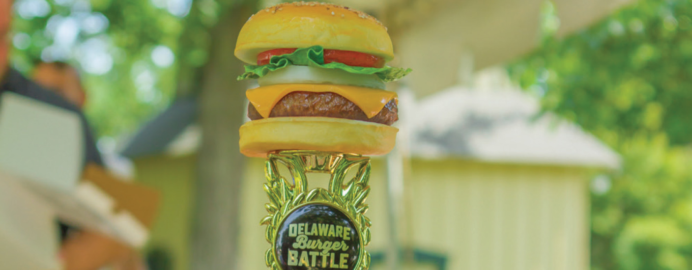 Who will win the coveted Burger trophy? Photo Amadu Mansaray