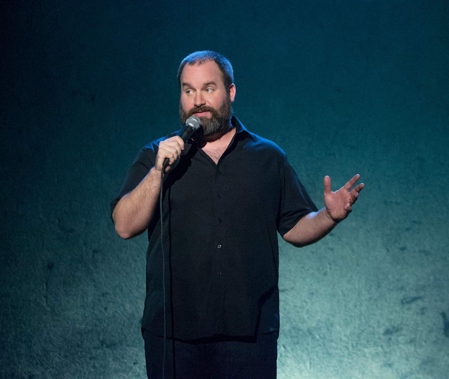 Tom Segura will perform at The Playhouse on Rodney Square this Friday, July 28, as part of his No Teeth No Entry Tour.