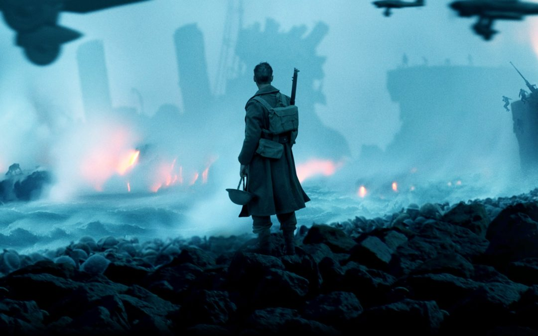 The film depicts the evacuation of thousands of English and Allied forces in 1940.Photo courtesy of Warner Bros. Pictures
