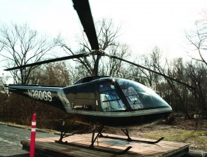 Give your giftee the opportunity to fly a helicopter with Horizon Helicopters.