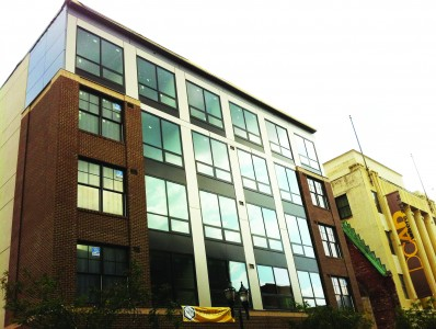 This month Buccini/Pollin will be renting market-rate apartments at 608 N. Market, just up the street from Delaware College of Art & Design.
