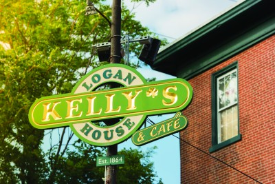 The iconic Logan House is the oldest continuously family-owned Irish bar in the country.