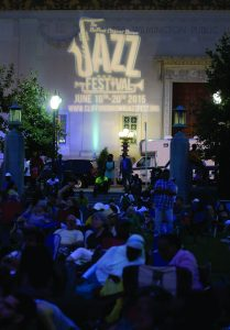 Clifford Brown Jazz Festival, Tuesday, June 16, 2015. (Photo by Tim Hawk)