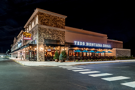 Ted's Montana Grill at the Christiana Fashion Center. (Photo by Joe del Tufo)