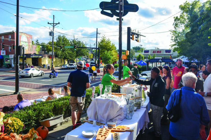 Last year's Taste of Trolley Square. (Photo by Anthony Santoro)