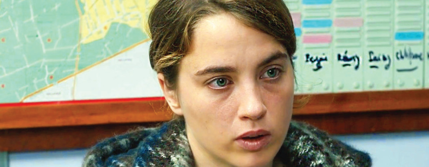 Adèle Haenel plays Jenny in The Unknown Girl. Photo courtesy of Sundance Selects